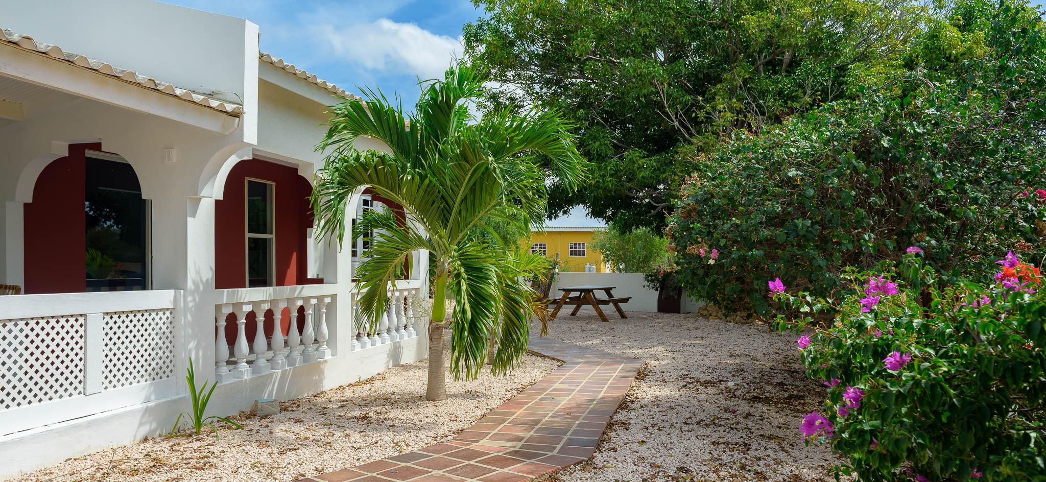 Kas Flamboyan – hospice Bonaire